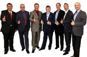 DXN vezetők